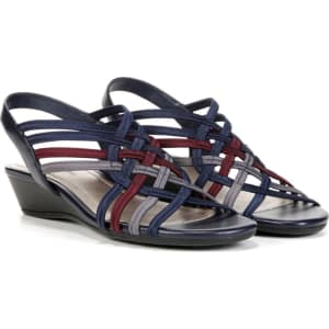 c8c1ed609a99 Naturalizer Remix Sandals (Navy Multi) - 6.5 M from Naturalizer.