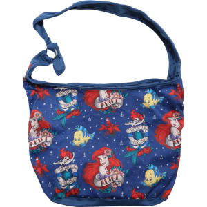 b3e7eccea68 Loungefly Disney The Little Mermaid Tattoo Ariel Hobo Bag from Hot ...