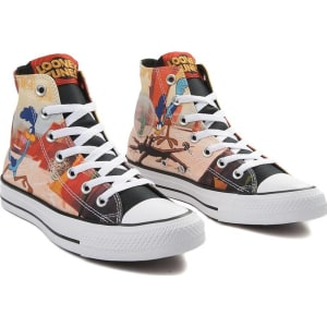 Converse Chuck Taylor All Star Hi Looney Tunes RoadrunnerWile E. Coyote Sneaker