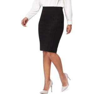 1344ca0d4b Principles Petite - Black Ponte Petite Skirt from Debenhams.