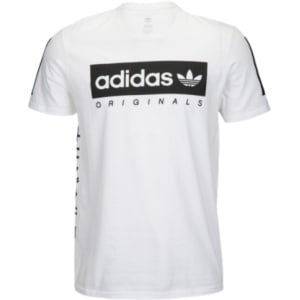 f5313aa1d Adidas Originals Graphic T-Shirt - Mens - White/Black from Champs ...