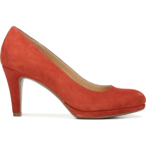 31863cf3600 Naturalizer Women s Michelle Narrow Medium Wide Pump Shoes (Kettle ...