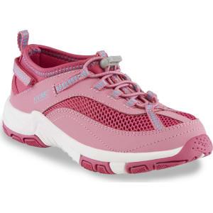 dfe6110f0916 Khombu Girl's Gem Pink/Blue Water Shoe, Size: 12 - (Toddler/Youth ...