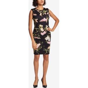 42dd1d922829 Tommy Hilfiger Floral-Print Sheath Dress from Macy s.
