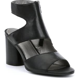 Hadie Block Heel Sandals