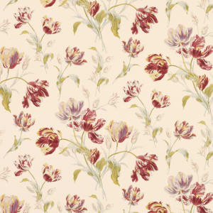 gosford meadow cranberry floral