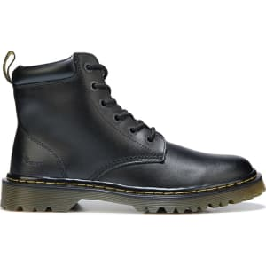 8c4d9037636 Dr Martins Men's Cartor Lace Up Rugged Boots (Black)