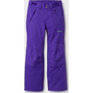f187d1591040 Zermatt Girls  Snow Pants - Purple L from Target.