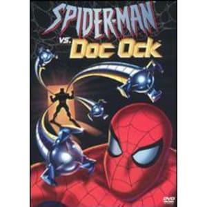 Spider-Man vs  Doc Ock Dvd