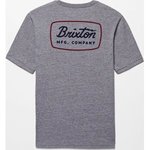 04a53f6885801a Brixton Jolt Premium T-Shirt - Heather Grey from PacSun.