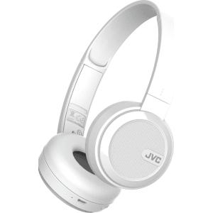 d115c6b65ae Jvc Ha-S40bt On-Ear Wireless Headphones - White. from Argos.