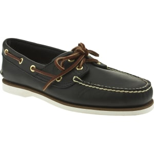 huge selection of 0320f 46c0b Timberland Navy Classic 2 Eye Boat Shoes