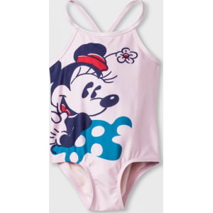 7b390dd3ba20 Junk Food Toddler Girls  Disney Mickey Mouse   Friends Minnie Mouse ...