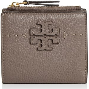 a783214d5c0 Tory Burch McGraw Mini Foldable Leather Wallet from Bloomingdale s.