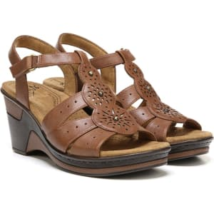eaaccf8a6c8c Natural Soul Natural Soul Rynda Sandals (Brown) - 5.5 M from ...