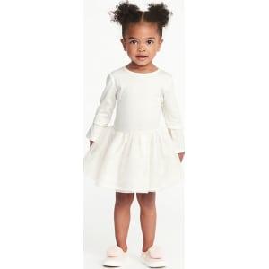 537beb6ef Old Navy Scoop Back Tutu Dress for Toddler Girls - Creme De La Creme ...