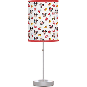 Minnie mouse emoji lamp customizable from disney store minnie mouse emoji lamp customizable aloadofball Image collections