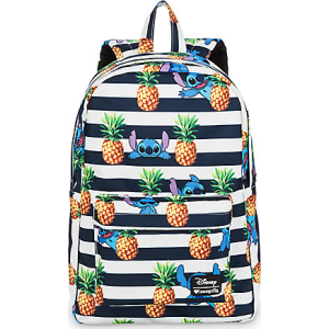 4698bc091eb Stitch Backpack by Loungefly from Disney Store.