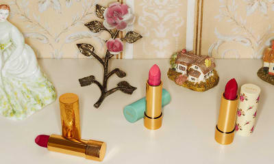 Gucci Launches Its New Makeup Line