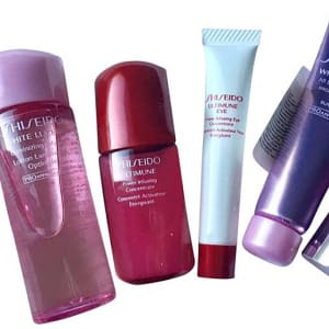 Shiseido Skincare Gift with Purchase Pre-Sale