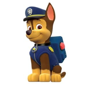 Chase from Paw Patrol Visits Learning Express!