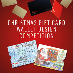 Design a Christmas Gift Card Wallet and Win Prizes! - Westfield London