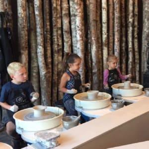 Bitter Root Pottery Summer Break Camp