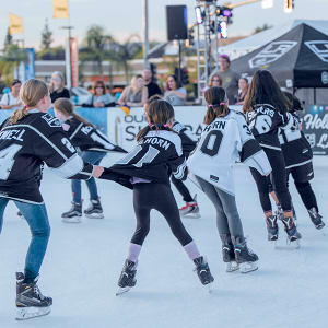 LA Kings Ice Rink