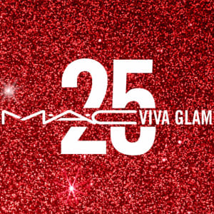 M.A.C Viva Glam 25th Celebration