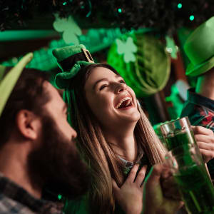 St Paddy's Eve Party