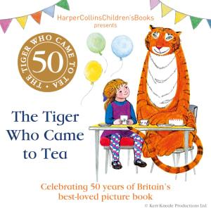 Meet A Tiger Came To Tea