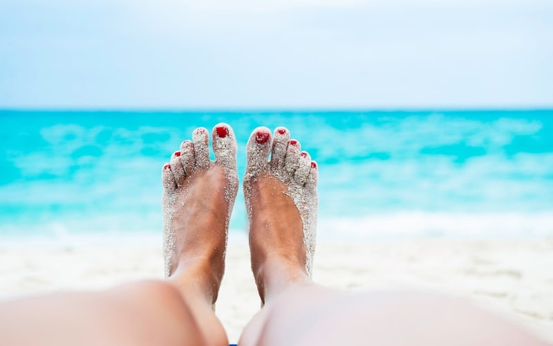 Summer Holiday Checklist: The Pampering Countdown