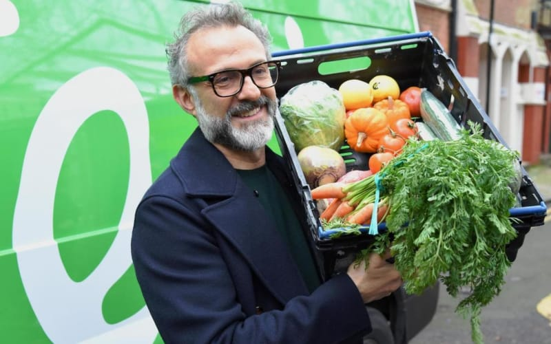 Meet The Man Fighting Food Waste And Feeding Londoners