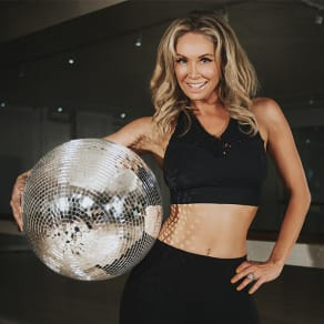 Dance It Out With Kym Herjavec