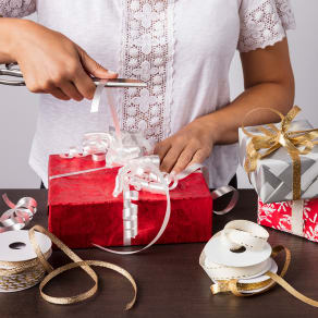 Holiday Workshop & Gift Wrap