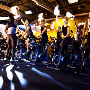 SoulCycle Studio Moving In