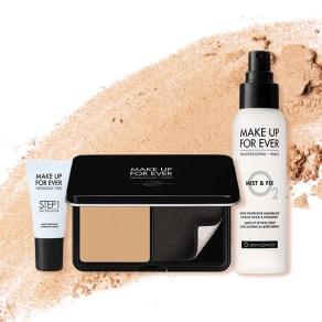 New Matte Velvet Skin Blurring Powder Foundation Bundle