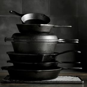 Summertime Cooking with Cast Iron Class