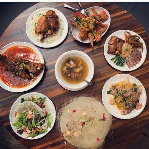 Grandma Wu Dinner