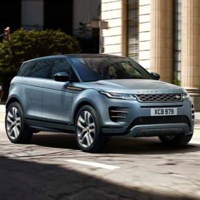 Range Rover Evoque Preview Event