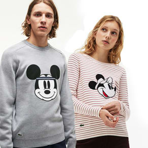 The Lacoste X Disney Capsule Collection!