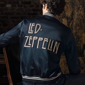 John Varvatos x Led Zeppelin Capsule Collection