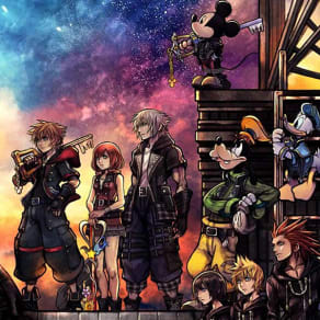 Kingdom Hearts 3 Game Release