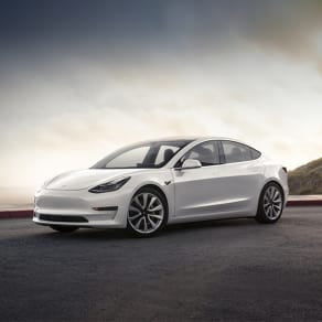 Tesla Model 3 Has Arrived