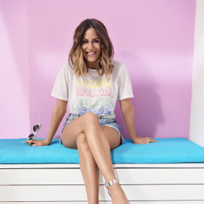River Island's 'Moving in Bash' with Caroline Flack