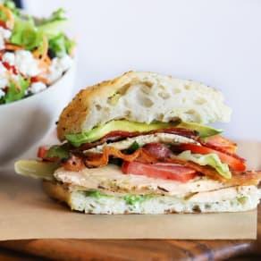 New Sandwich Menu