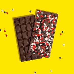 Receive 3 Mickey Chocolate Bars for $25