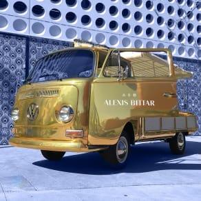 Alexis Bittar Bus Pop-Up