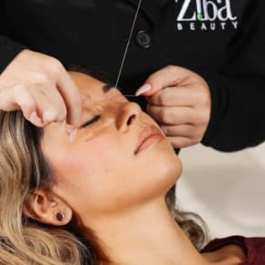 Free Brow Shaping for New Customers