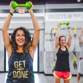 Free Crunch Live Fitness Classes